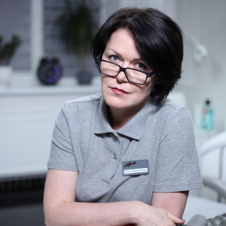 Бабанская Ольга Васильевна