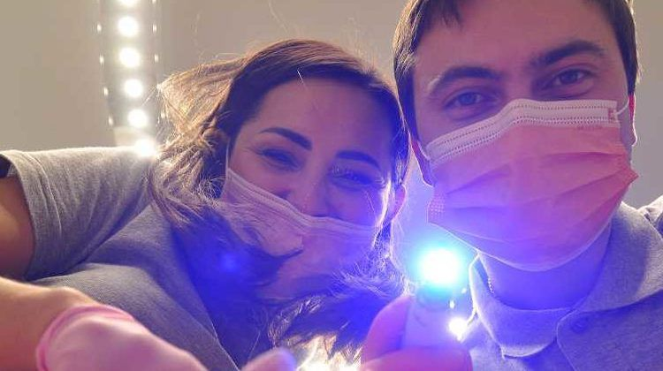 Система Отбеливания Зубов Beyond