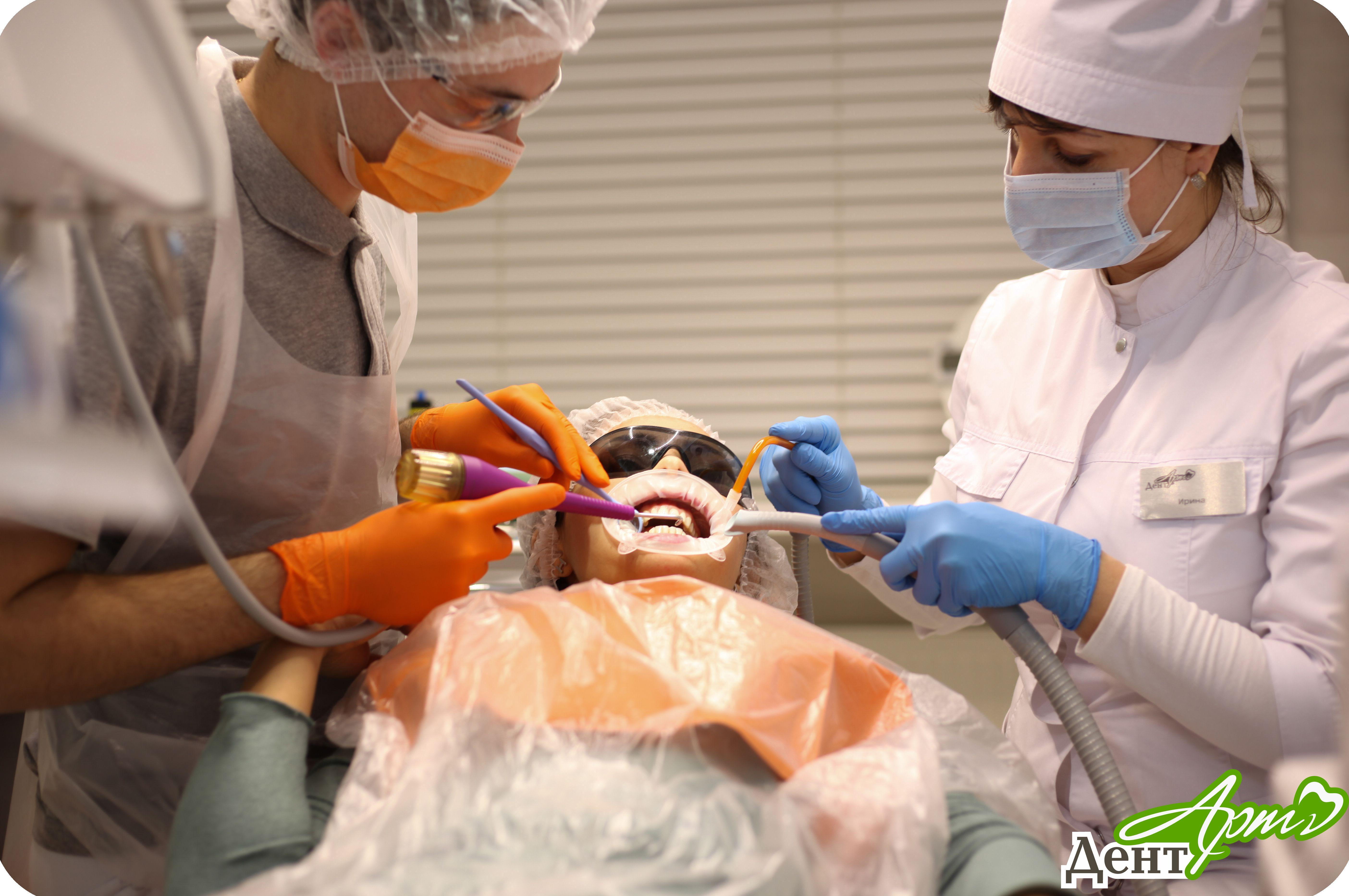 безопасное лечение каналов зуба