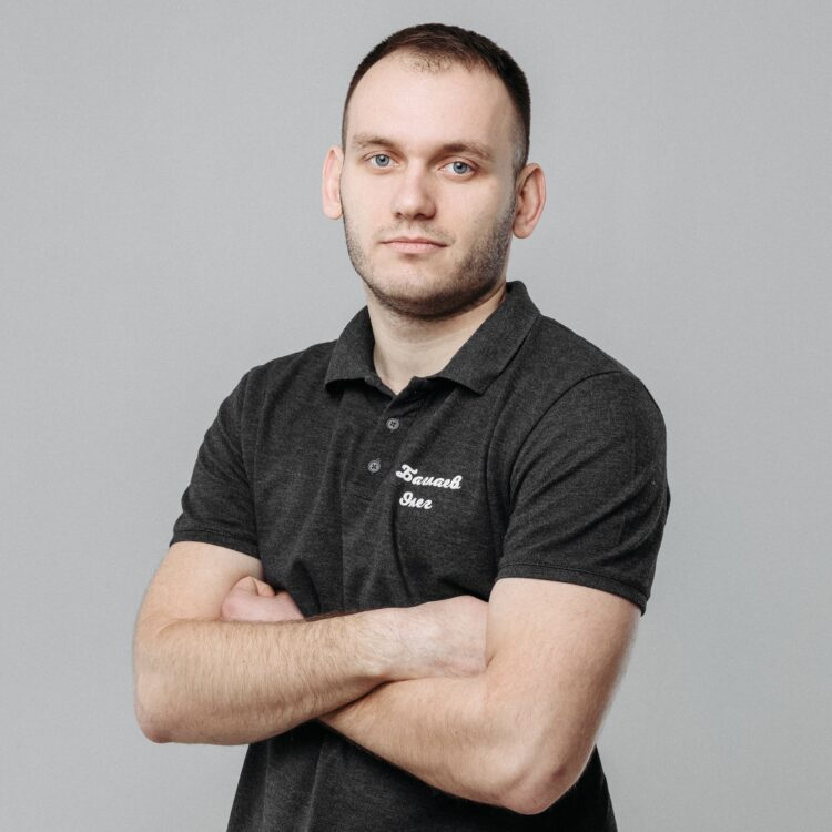 Олег Баглаев,